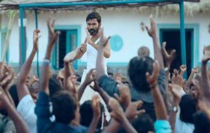Watch: 'Pattas' trailer sees Dhanush straddle dual roles again