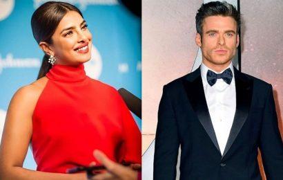 Priyanka Chopra and Richard Madden to star in Russo Brothers' show Citadel