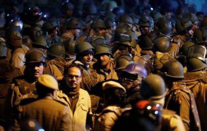 JNU violence: Delhi police registers case against unidentified people