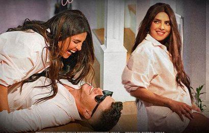 Priyanka Chopra is risky, says husband Nick Jonas
