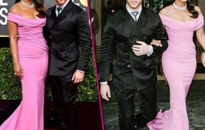 Golden Globe Awards 2020 में छाया 'देसी गर्ल' का जादू, भरी महफिल में Priyanka Chopra ने पति Nick Jonas को कर डाला Kiss