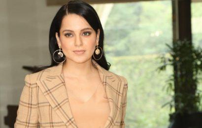 Kangana Ranaut says she should have been admired for taking over as Manikarnika director