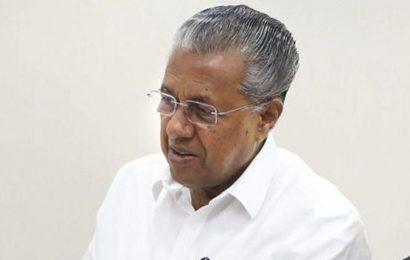 Kerala CM Pinarayi Vijayan writes to PM, wants to airlift those stranded in China