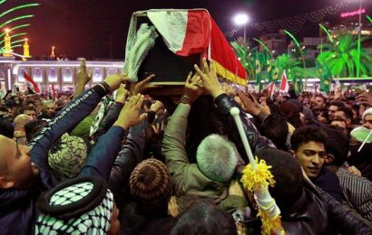 A shocked Iraq reconsiders its ties with US