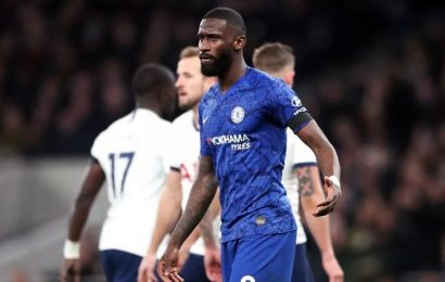 Tottenham Hotspur find 'no evidence' to back Antonio Rudiger's claim of racist abuse