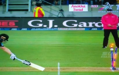 Watch: How Virat Kohli and Shardul Thakur combined to dismiss Colin Munro