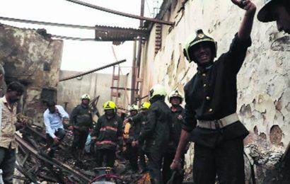 Sakinaka fire: Keep hazardous chemicals outside populated areas, says mayor