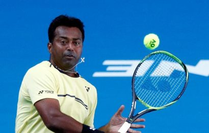 Australian Open 2020: Leander Paes crashes out of mixed doubles