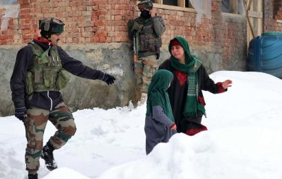 'Swiftly' release political prisoners in Kashmir, USurges Indian government