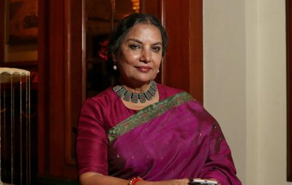 UP teacher defends Shabana Azmi in Facebook post, suspended for her language