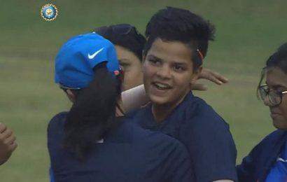 BCCI hands 15-year-old Shafali Verma Grade C contract, Harmanpreet Kaur, Smriti Mandhana listed in A category