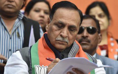 'Money grows if invested in Gujarat', says CMVijay Rupani