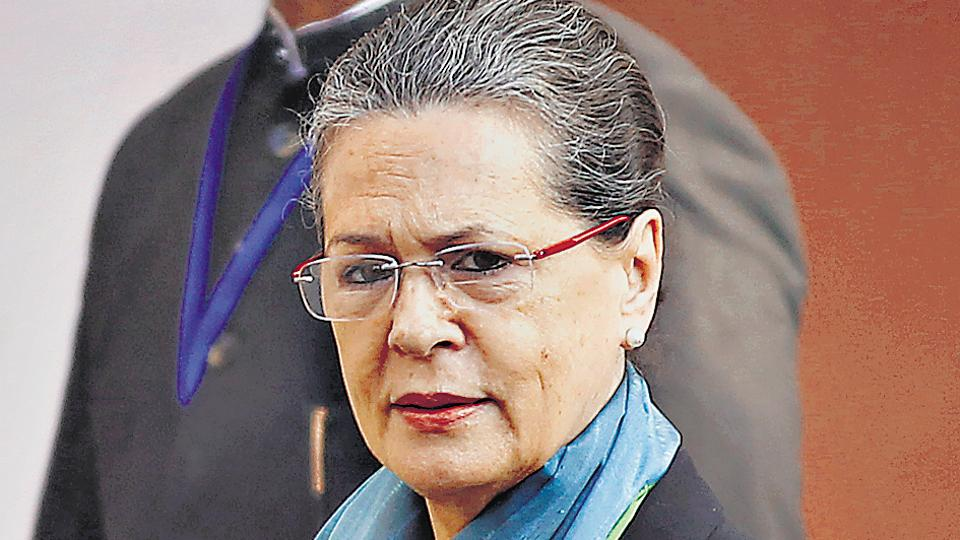 On 71st Republic Day, let's pledge to thwart attacks on our constitutional values: Sonia Gandhi