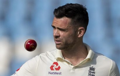 South Africa vs England: 'Hopefully will be healed in…' – James Anderson on latest injury setback