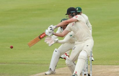 Sibley, Root put England in command of second test against South Africa