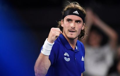 ATP Cup: Stefanos Tsitsipas back in groove as Alexander Zverev searches for answers