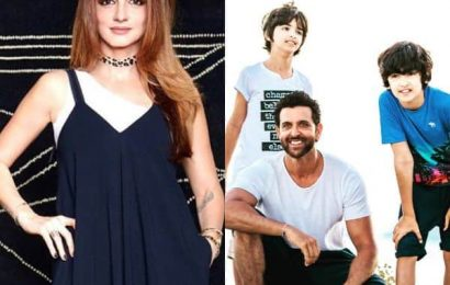 #HappyBirthdayHrithikRoshan : Sussanne Khan has an adorable birthday wish for her ex-husband, calling him 'the most incredible man' | Bollywood Life