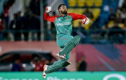 Tamim Iqbal back for T20Is in Pakistan