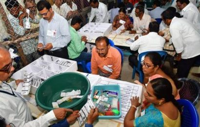 Telangana urban local body polls: Counting of votes begins