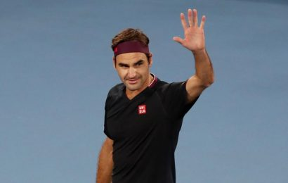 Roger Federer finds 'super breaker' to his liking after escaping defeat