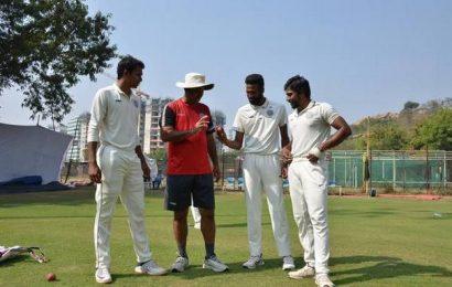 Hyderabad starring down the barrel