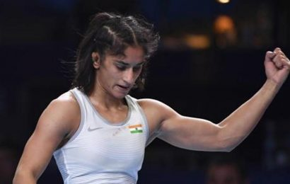 Gold medal in Rome shows I am on right track in Olympic year: Vinesh Phogat