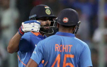 ICC ODI Rankings: Virat Kohli, Rohit Sharma reign supreme; Shikhar Dhawan, Ravindra Jadeja move up