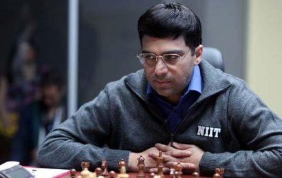 Tata Steel Chess: Viswanathan Anand beats Jeffery Xiong for his first victory