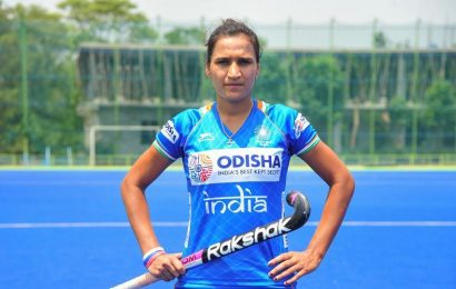 Rani Rampal to lead Indian women's hockey team in NZ tour
