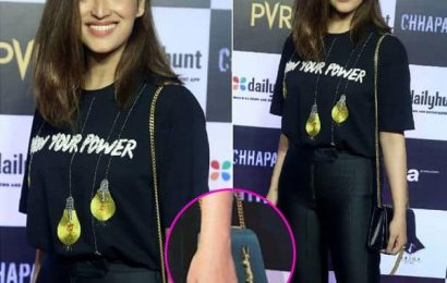 Guess The Price! Yami Gautam's chic shoulder bag comes at an exorbitant price | Bollywood Life