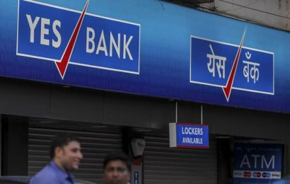 Yes Bank shares rise nearly 5 per cent on fundraising plan