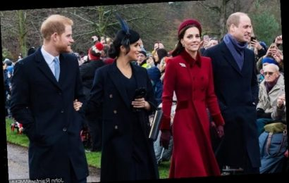 Report: Prince William and Kate Middleton 'Celebrating' Prince Harry and Meghan Markle's Royal Exit