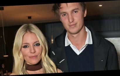 Sienna Miller engaged to toyboy lover Lucas Zwirner
