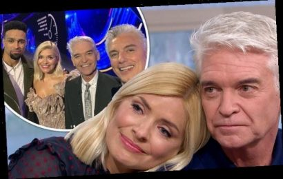 Dancing On Ice stars set 'to pay tribute to Phillip Schofield'