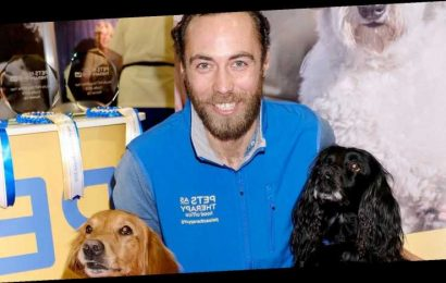 James Middleton Says His Dogs Helped Him Recover Amid Depression Battle