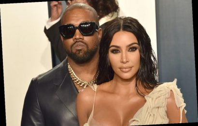 Kanye West Left Kim Kardashian With Bags After the Steamy Elevator Kiss & Fans Are Tickled