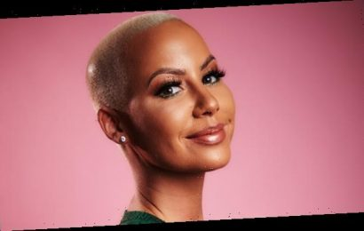 Amber Rose Shuts Down Haters Who Criticized Her Face Tattoo: 'Do Whatever You Want In Life'