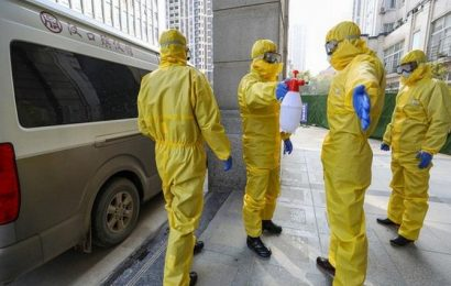 Coronavirus: Death toll rises to 259 in China