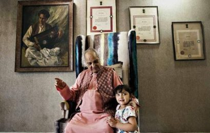 Consider your guru as foremost, that's what music is about: Pandit Jasraj
