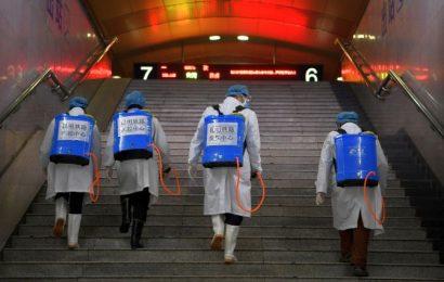 China's coronavirus toll crosses 550 mark, cases cross 28,000