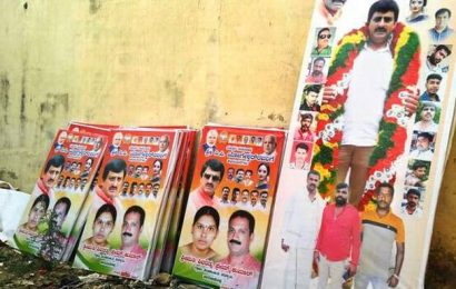 Disheartened fans remove posters of Yogeshwar