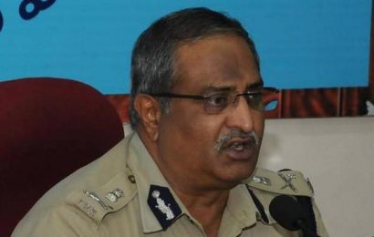 Senior IPS officer A.B. Venkateshwara Rao suspended in A.P.