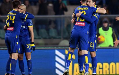 PIX: Ronaldo continues scoring run but Juventus lose