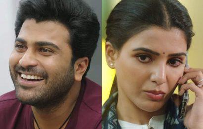 #Jaanu: Sharwa and Sam in focus