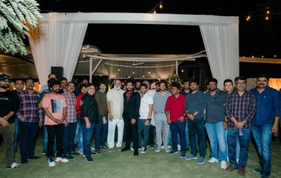 Allu Khandaan Requesting Directors To Give Them Stories