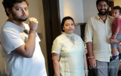 Buzz: Balayya Sending Mokshagna To USA