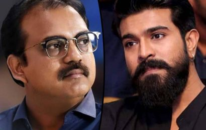 #RRR Making Charan And Koratala To Alter Plans