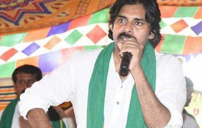 Pawan reacts on BJP-YSRCP alliance rumours