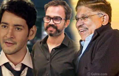 Buzz: Mahesh Babu Sends KGF Director To Allu Aravind!