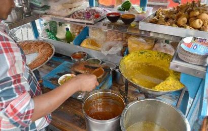 Gloves, caps to be mandatory for street food vendors soon